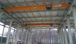 NAVALIS - BJELOVAR - Demag single girder cranes load capacity 5 and 12,5 tons - pieces 4